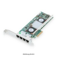Dell 5709C Quad Port PCI-E NIC Ethernet Card 0R519P R519P