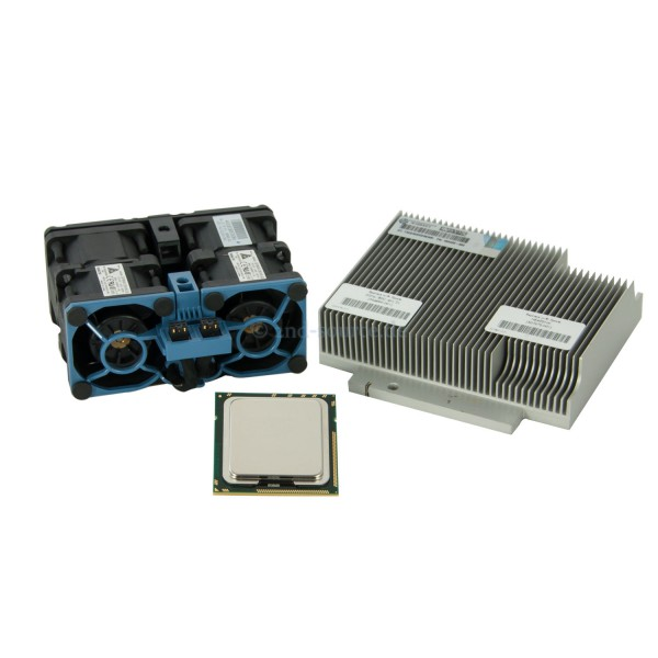 588068-B21|HP DL360 G7 Intel Xeon E5640 (2.66Ghz 4-Core 12MB 80W) CPU Kit 588068-B21