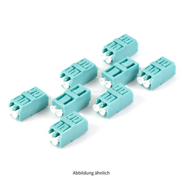 BK787A|HP LC/LC Multi-Mode Optical Cable Coupling Connector 8 Pack BK787A BK787-63001