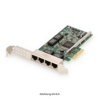 Dell Broadcom 5719 4x 1000Base-T Ethernet Adapter High Profile 540-BBGX HY7RM 0HY7RM