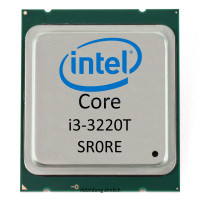 Intel Core i3-3220T 2.80GHz 3MB 2-Core CPU 35W 701533-001 SR0RE
