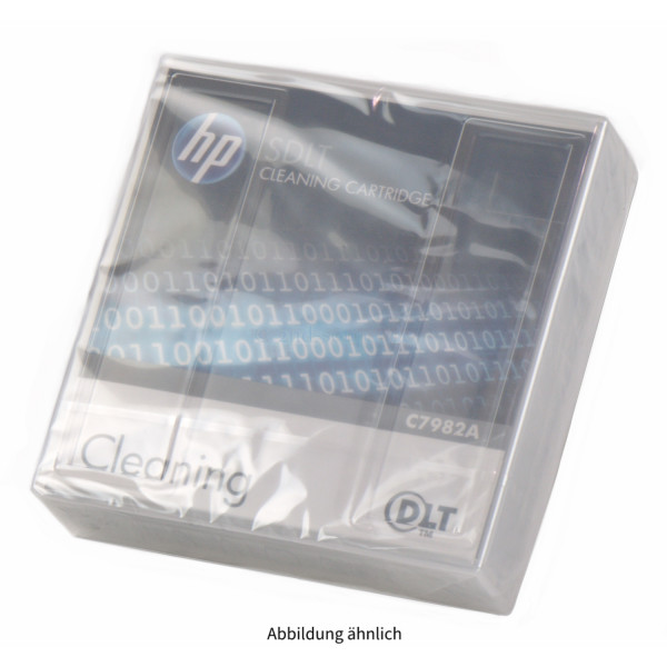 C7982A|HP SDLT Cleaning Cartridge - Reinigungskassette C7982A