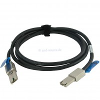 HP External Mini SAS Cable - 2m SFF-8088 to SFF-8088 407339-B21 408767-001