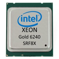 Intel Xeon Gold 6240 2.60GHz 24.75MB 18-Core CPU 150W P11615-001 SRF8X