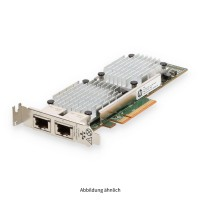 HPE Ethernet 10GB 2-Port 530T Adapter Low Profile 656596-B21 657128-001