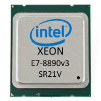Intel Xeon E7-8890v3 2.50GHz 45MB 18-Core CPU 165W 802278-001 SR21V