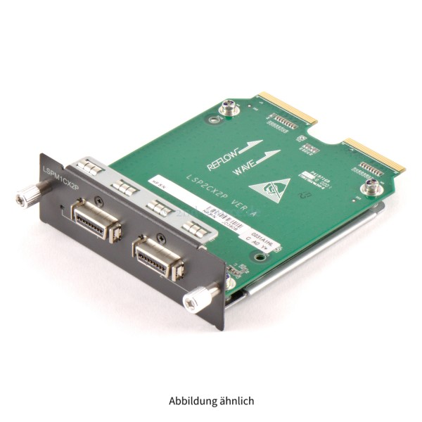 JD360B|HP 5500 2x 10GbE Local Connect Module JD360B