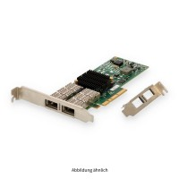 HP Infiniband 4X QDR ConnectX-2 PCIe 2.0 Dual Port HCA 592520-B21 593412-001