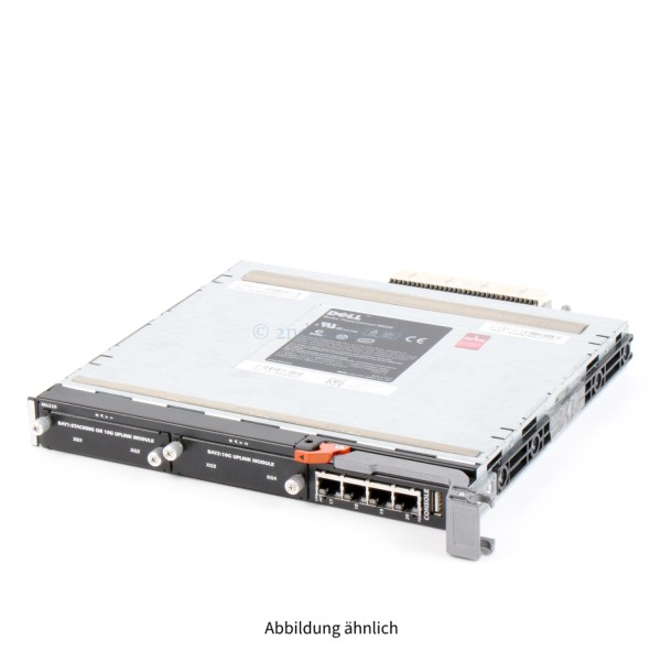 0DR031 Dell PowerConnect M6220 4x 10/100/1000 Blade Switch M1000E 0DR031