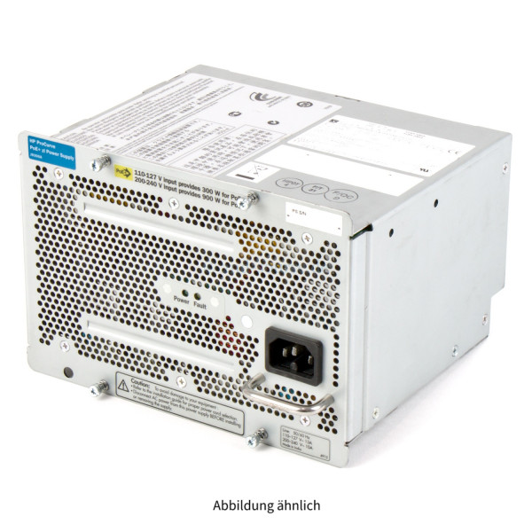 J9306A|HP ProCurve 1500w PoE+ zl Power Supply J9306A