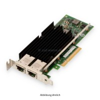 Intel X540-T2 2x10GBase-T Converged Ethernet Adapter Low Profile X540T2G1P5