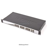 D-Link 24x 1000Base-T 4x Dual Personality Switch DGS-1210-24