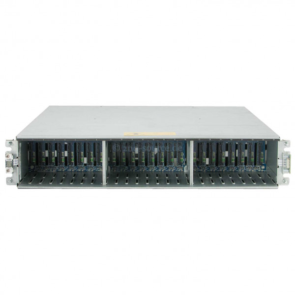 582939-001|HP StorageWorks P2000 G3 Modular Smart Array 24x SFF Chassis 582939-001