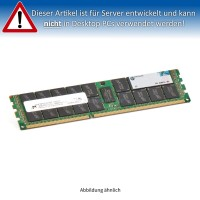 HP 16GB PC3L-10600R DIMM Dual Rank x4 (DDR3-1333) ECC Registered 708395-001 628974-381