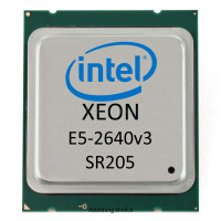 Intel Xeon E5-2640v3 2.60GHz 20MB 8-Core CPU 90W 762447-001 SR205
