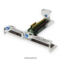 HP PCI Express Riser Card 1x Low Profile 1x High Profile DL320e G8 686662-001